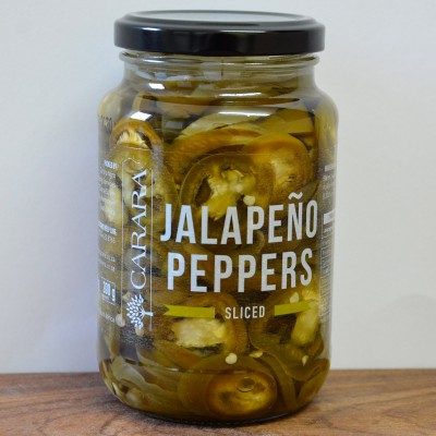 Jalapeños - Sliced