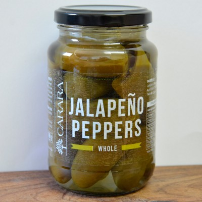 Jalapeños - Whole