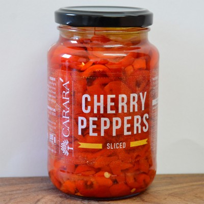 Cherry Peppers - Sliced