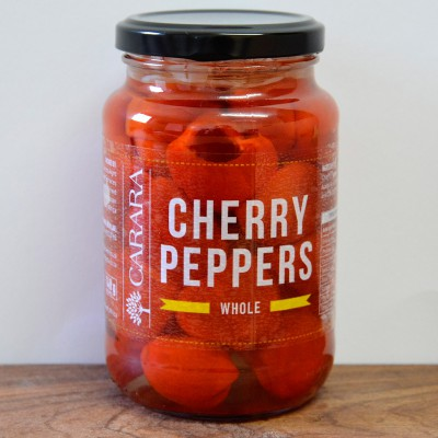Cherry Peppers - Whole